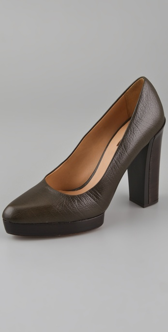 Calvin Klein Collection Dayana Platform Pumps