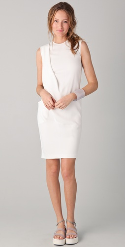 Calvin Klein Collection Foster Dress