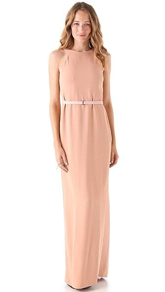Calvin Klein Collection Livia Maxi Dress