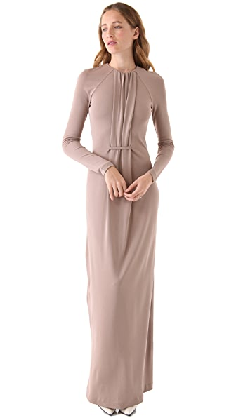 Calvin Klein Collection Earline Maxi Dress