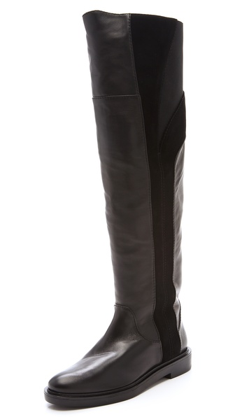Calvin Klein Collection Dax Flat Boots