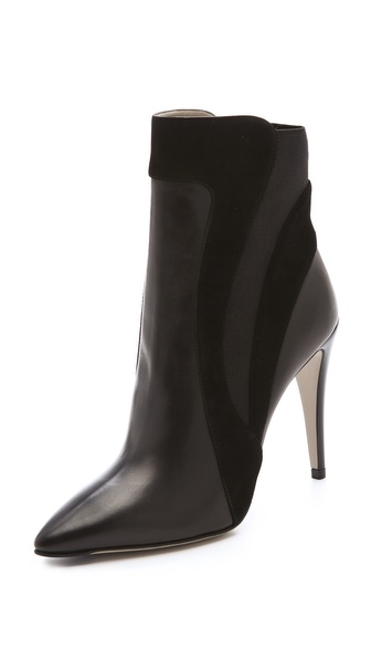 Calvin Klein Collection Ilana High Heel Booties