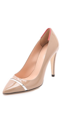 Calvin Klein Collection Ina Pumps at Shopbop.com