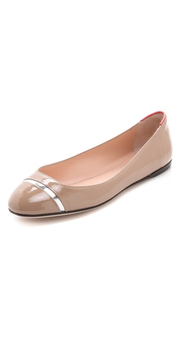 Calvin Klein Collection Elissa Flats