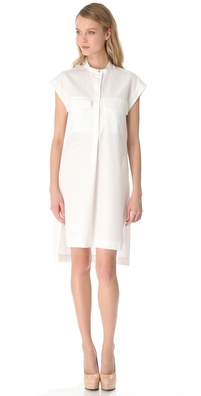 Calvin Klein Collection Nemuro Shirt Dress