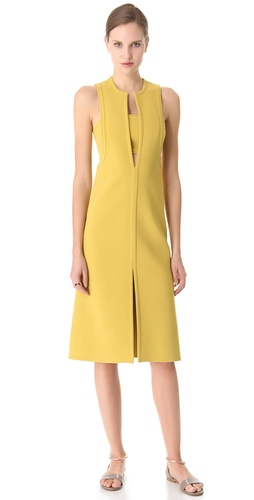 Calvin Klein Collection Nebia Dress with Bandeau