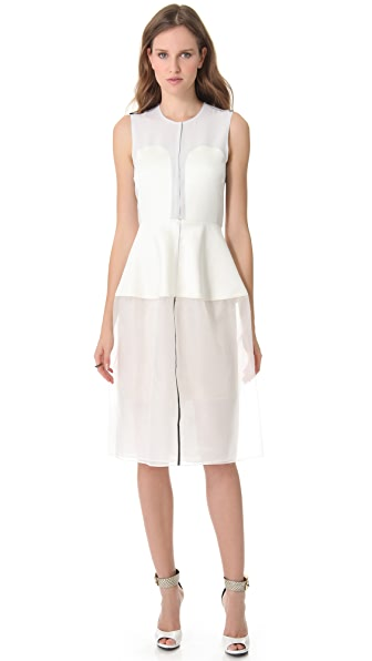 Calvin Klein Collection Poetry Dress