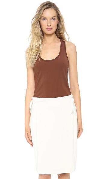 Calvin Klein Collection Merryn Sleeveless Top