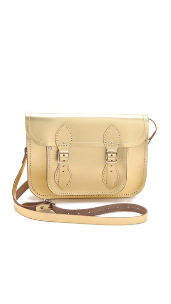 Cambridge Satchel Metallic Satchel