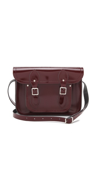 Cambridge Satchel Patent Leather 11