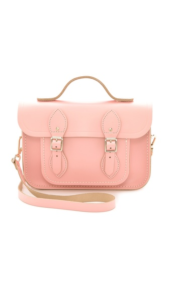 Cambridge Satchel 11'' Satchel with Top Handle