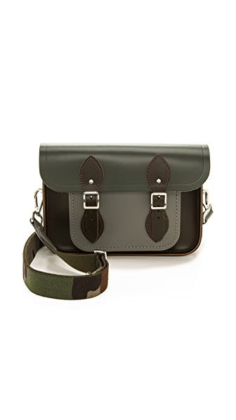 Cambridge Satchel Exclusive 11'' Tri Color Satchel