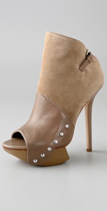 Camilla Skovgaard Trekking Point Suede Booties