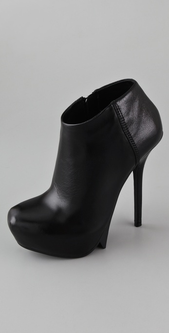 Camilla Skovgaard High Heel Saw Booties