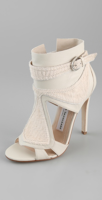 Camilla Skovgaard Tongue Stiletto Booties