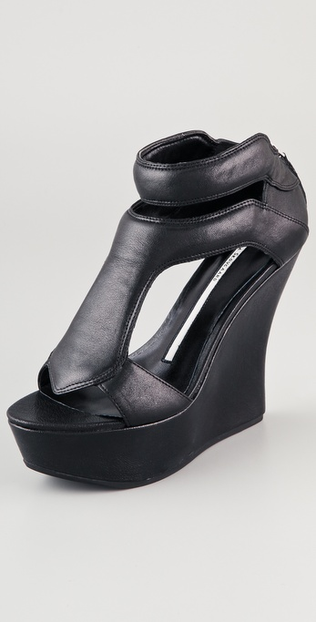 Camilla Skovgaard Indochine Wedge Sandals