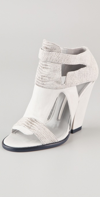 Camilla Skovgaard Roller Sandals with Cuban Heel