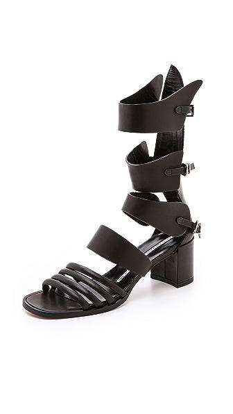 Camilla Skovgaard Cage Gladiator Sandals