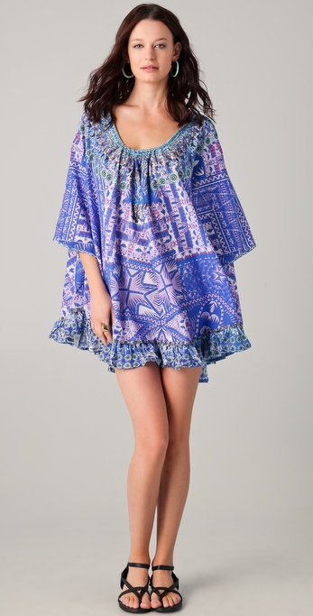 Camilla Aztec Summer Cover Up