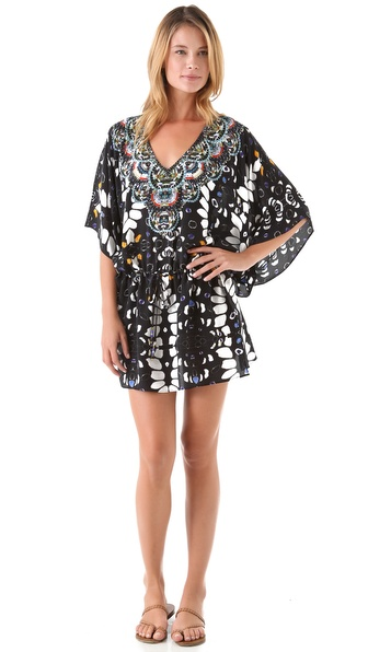 Camilla Sequin Mini Cover Up
