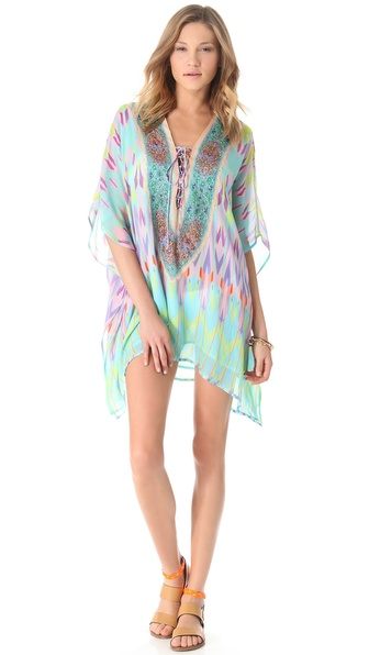 Camilla Short Caftan Cover Up