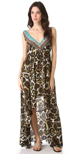 Camilla Drawstring Cover Up Dress