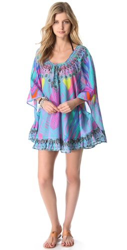 Shop Camilla Beach House Summer Cover Up Dress and Camilla online - Apparel, Womens, Swim, Coverups,  online Store
