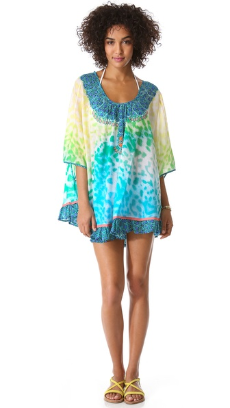 Camilla Beach House Summer Cover Up Dress