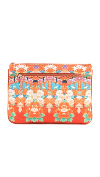 Camilla Endless Summer Small Zip Clutch