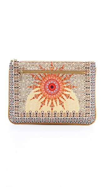 Camilla Talitha Small Zip Clutch