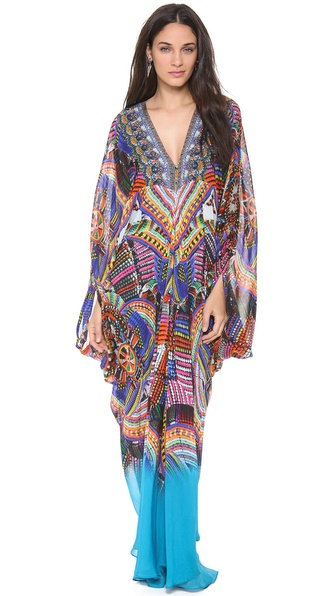 Camilla African Queen Cover Up Caftan