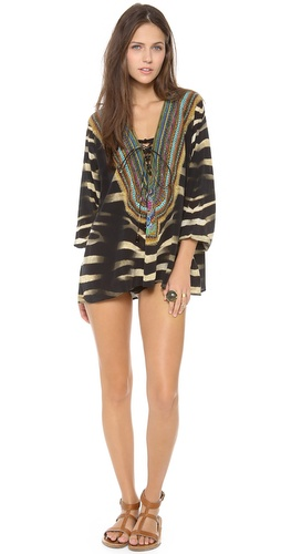 Camilla Animism Cover Up Top at Shopbop / East Dane
