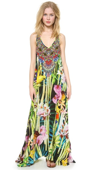Camilla Garden of Eden Cover Up Dress