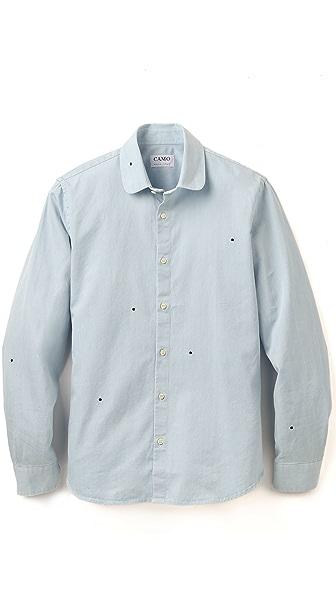 CAMO Brisbane Round Collar Shirt