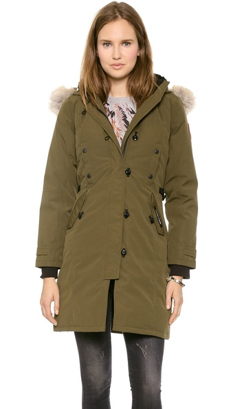 Canada Goose fake - It's Freezing, This is How Celebs Stay Warm �C Today's New Arrivals