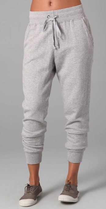 C&C California Loopy Drawstring Sweatpants