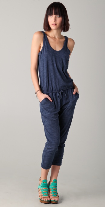 C&C California Tank Jumpsuit