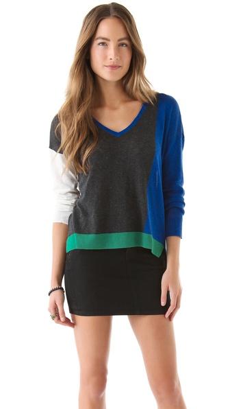 C&C California Hi Lo Sweater