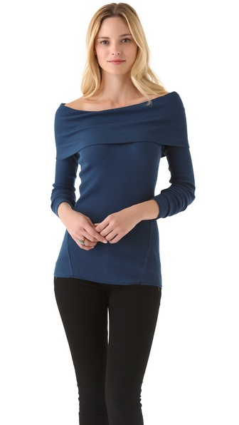 C&C California Off the Shoulder Top