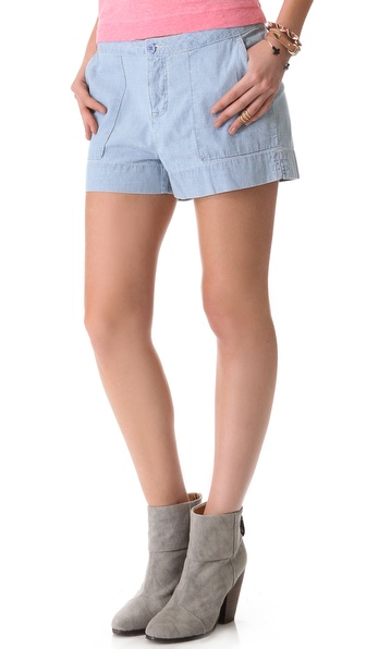 C&C California Chambray Shorts