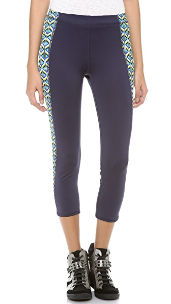 C&C California C&C Sport Exceed Capri Leggings