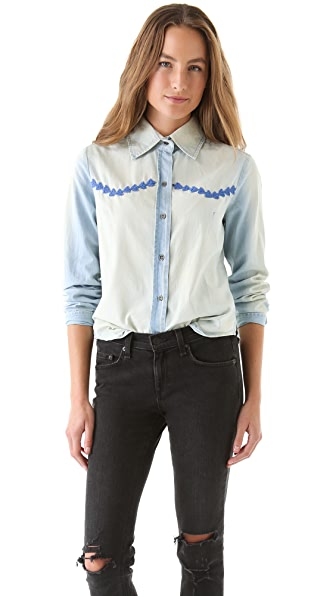 Candela Chambray Shirt