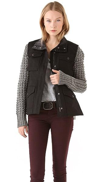 Candela Cruz Vest / Jacket