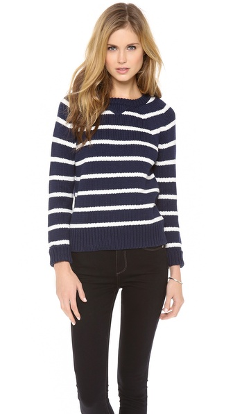 Cardigan Theo Striped Sweater