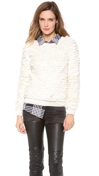 Cardigan Carine Raglan Sweater