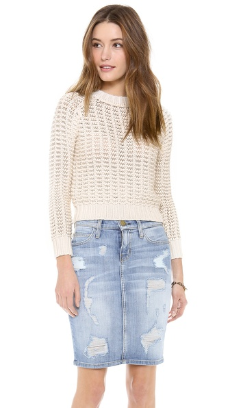 Cardigan Eva Raglan Sweater