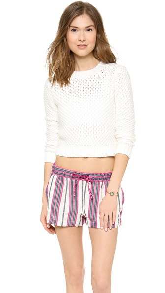 Cardigan Lucie Crew Neck Sweater