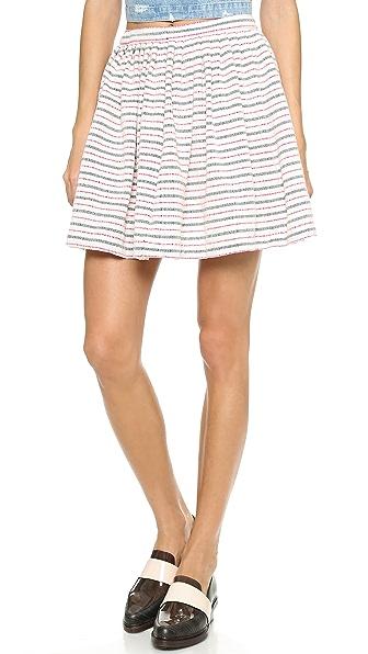 Cardigan San Cristobal Stripe Skirt