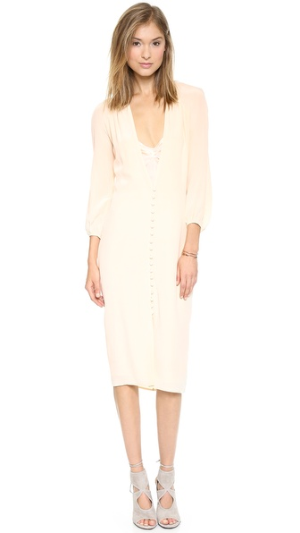Carmella Emeline Silk Dress
