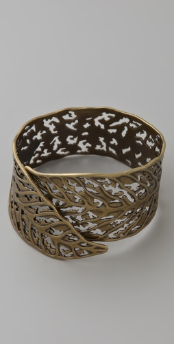 Carol Marie Leaf Cuff